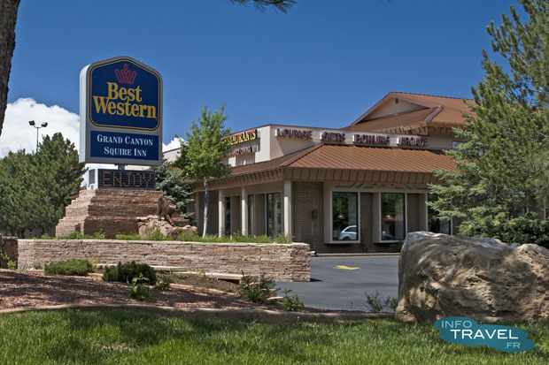 Best Western Grand Canyon Best Western Squire Inn ***,  Famille je vous aime