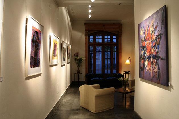 Art Hotel***, sobre et discret